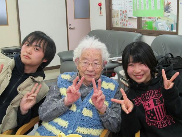 大槌町のおばあちゃん