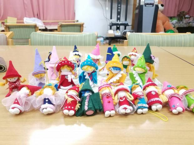 メキシコの子供達へのクリスマスプレゼント
