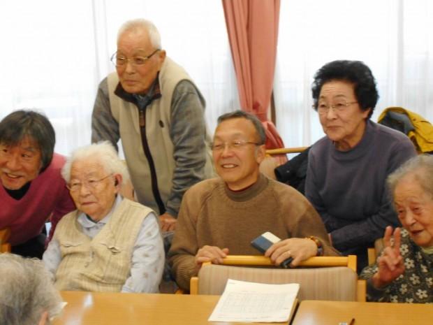日本数独協会理事との集合社員@ぬくっこハウス