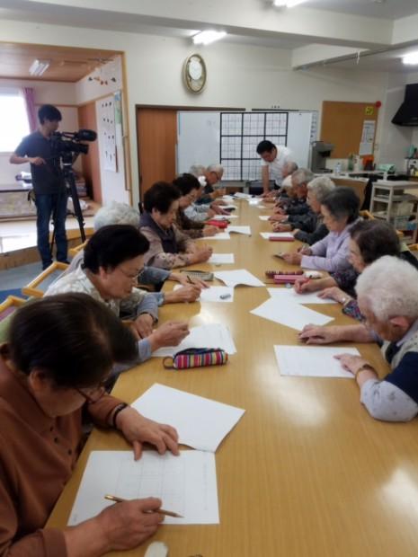 NHK取材@ぬくっこハウス(2)