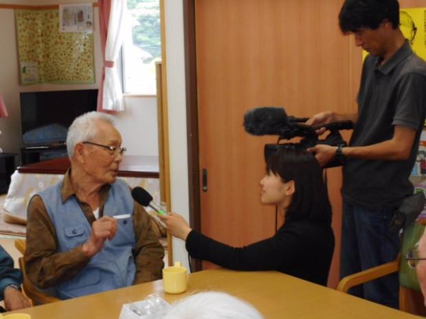 NHK取材@ぬくっこハウス June 25,2017