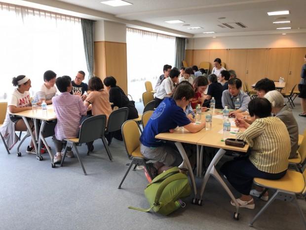 MIT students in Kitakami